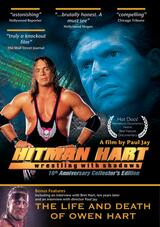 Hitman Hart: Wrestling with Shadows - Poster