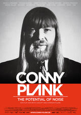 Conny Plank - The Potential of Noise - Poster