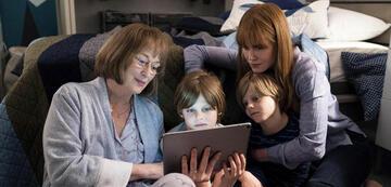 Meryl Streep und Nicole Kidman in Big Little Lies