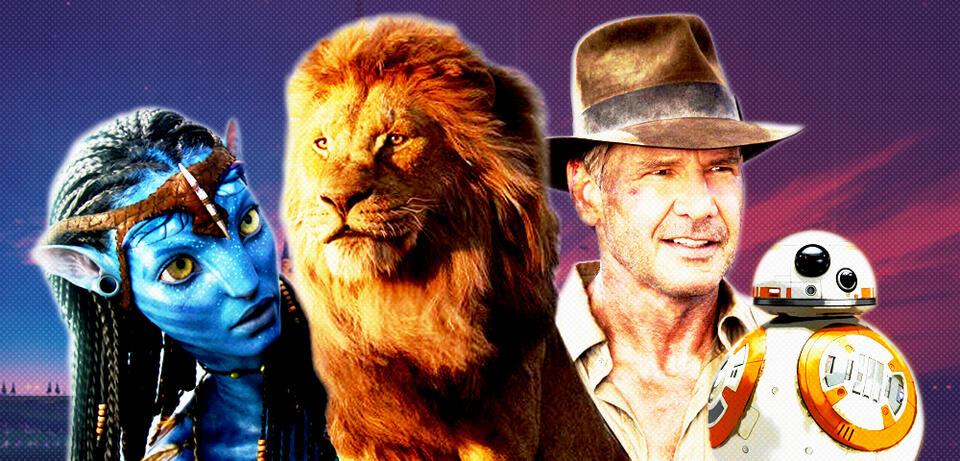 Disney: Alle Kinofilme der Zukunft mit Startdatum