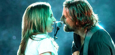 A Star Is Born mit  Lady Gaga und Bradley Cooper