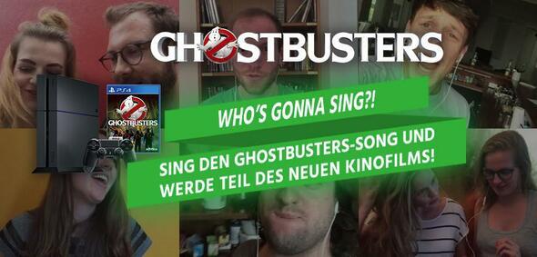 Ghostbusters-Gewinnspiel