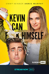 Kevin Can F*** Himself - Poster