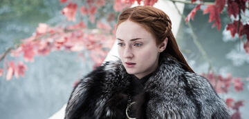 Sophie Turner als Sansa Stark in Game of Thrones