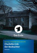 Charlotte Link: Der Beobachter - Poster