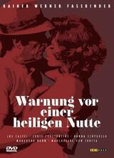 Warnung vor einer heiligen Nutte - Poster