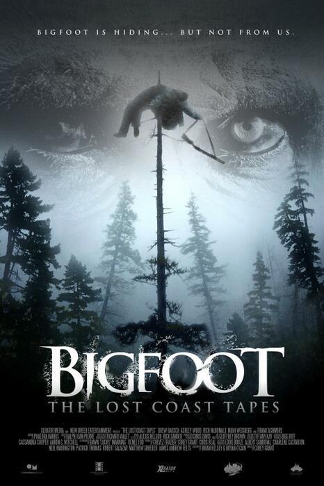 Bigfoot Horrorfilm