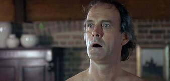 John Cleese in Ein Fisch namens Wanda
