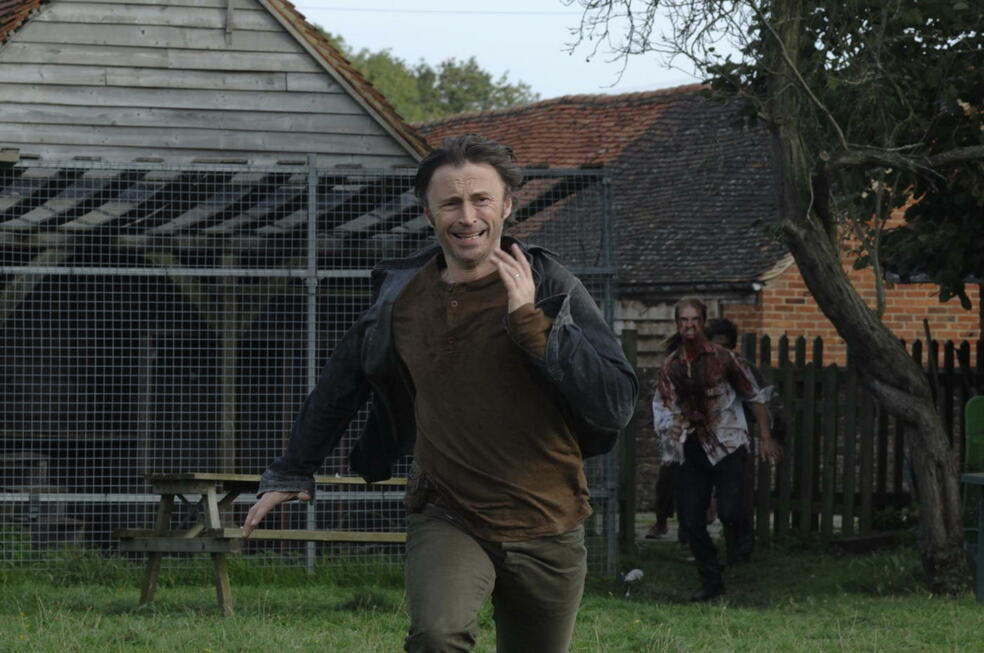 28 Weeks Later mit Robert Carlyle