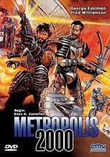 Metropolis 2000 - Poster