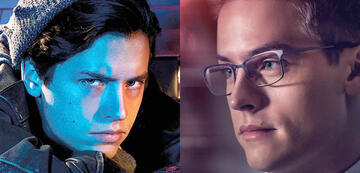 Cole Sprouse in Riverdale & Dylan Sprouse in After Truth