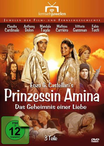 Prinzessin Amina - Das Geheimnis einer Liebe