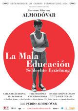 La Mala educación - Schlechte Erziehung - Poster