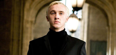 Tom Felton als Draco Malfoy in Harry Potter