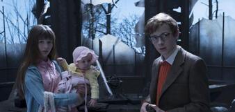 Die Baudelaire-Kinder