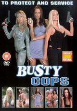 Busty Cops - Poster