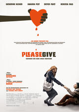 Please Give - Poster