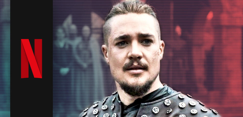 Uhtred aus The Last Kingdom