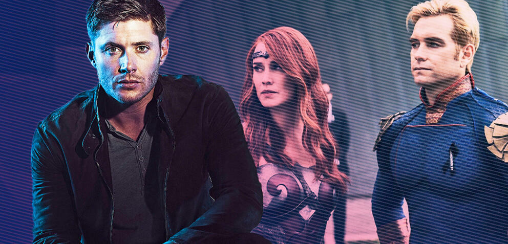 Jensen Ackles/The Boys
