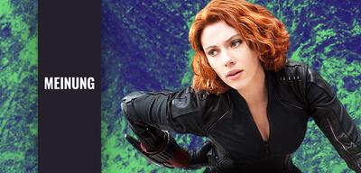 Scarlett Johansson als Black Widow in Avengers 2: Age of Ultron