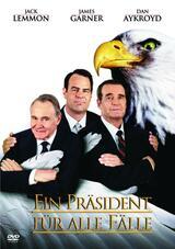 Ein Präsident für alle Fälle - Poster