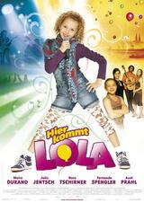 Hier kommt Lola! - Poster