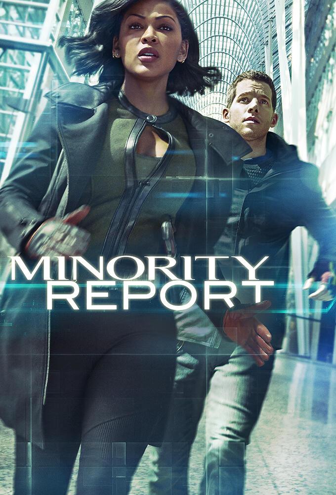 minority report serie