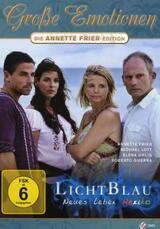 Lichtblau - Neues Leben Mexiko - Poster