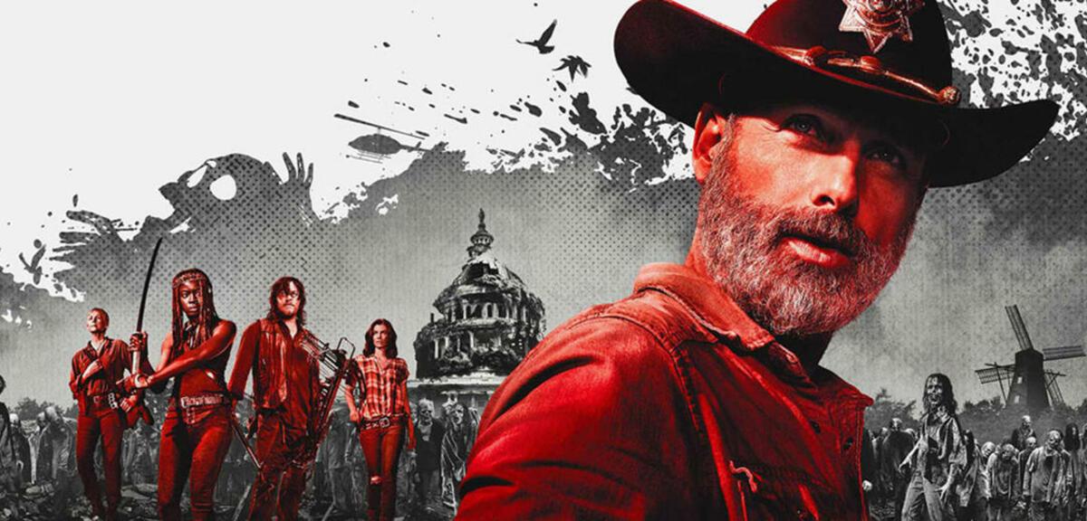 Neue The Walking Dead-Serie: Heimliche Vorbereitung für Ricks Rückkehr?