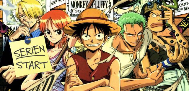 One Piece Folge 1 Staffel 1