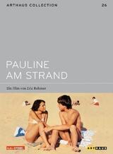 Pauline am Strand - Poster
