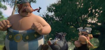 Bild zu:  Asterix im Land der Götter
