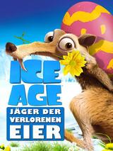 Ice Age - Jäger der verlorenen Eier - Poster