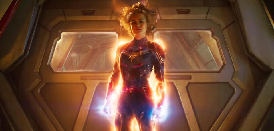 Neuer Trailer zu Captain Marvel