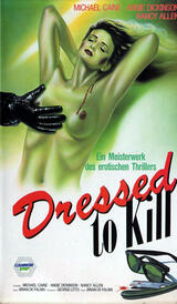Dressed to Kill - Poster