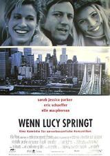 Wenn Lucy springt - Poster
