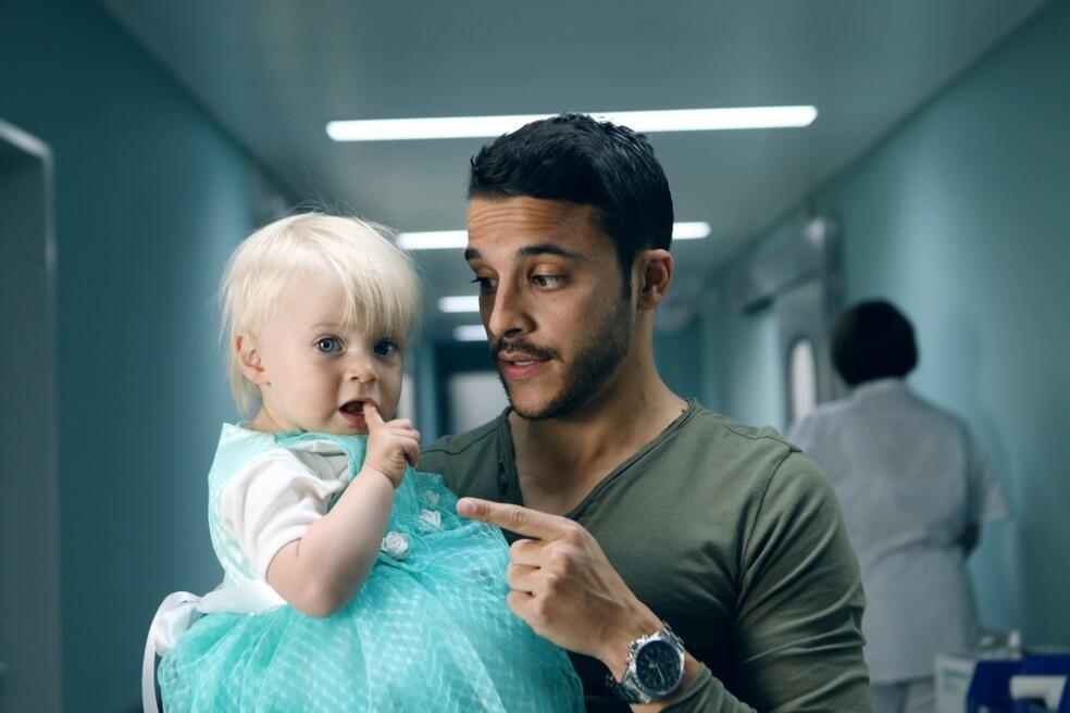 3 Türken und ein Baby mit Kostja Ullmann