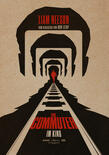 Plakat the commuter din a4 rgb