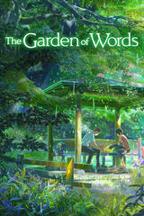 The Garden of Words - Poster
