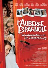 L'Auberge Espagnole 2 - Wiedersehen in St. Petersburg - Poster