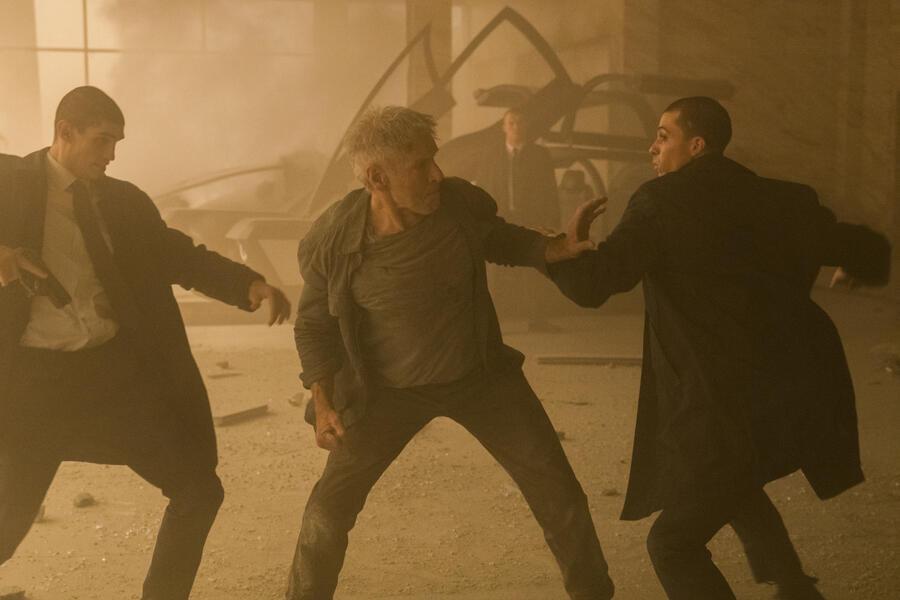 Blade Runner 2049 mit Harrison Ford