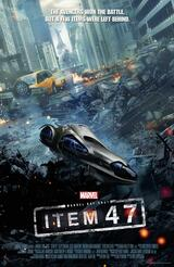 Marvel One-Shot: Item 47 - Poster