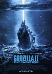Godzilla 2: King of the Monsters Poster