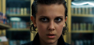 Stranger Things: Millie Bobby Brown