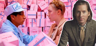 Grand Budapest Hotel/Wes Anderson