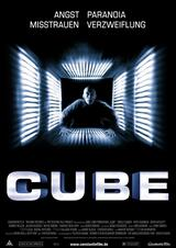 Cube - Poster