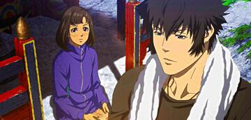 Zwischen Tenzing und Kogami entwickelt sich eine besondere Beziehung