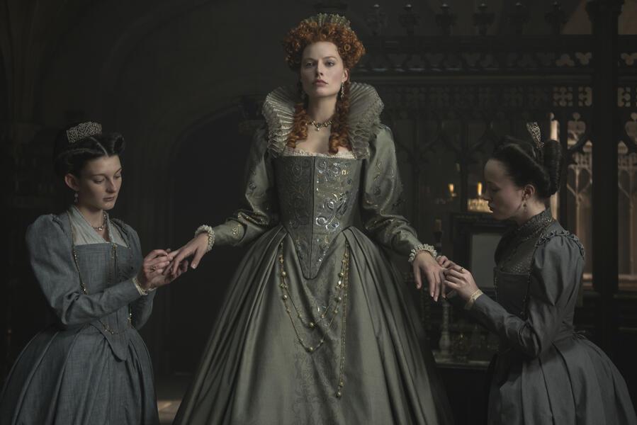 Maria Stuart, Königin von Schottland  mit Margot Robbie