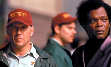 Unbreakable - Unzerbrechlich mit Bruce Willis und Samuel L. Jackson - Bild 9