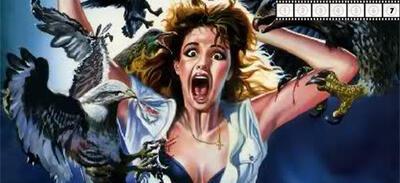 """Ausschnitt aus dem Plakat zu """"Birds of Prey"""" (1987)"""